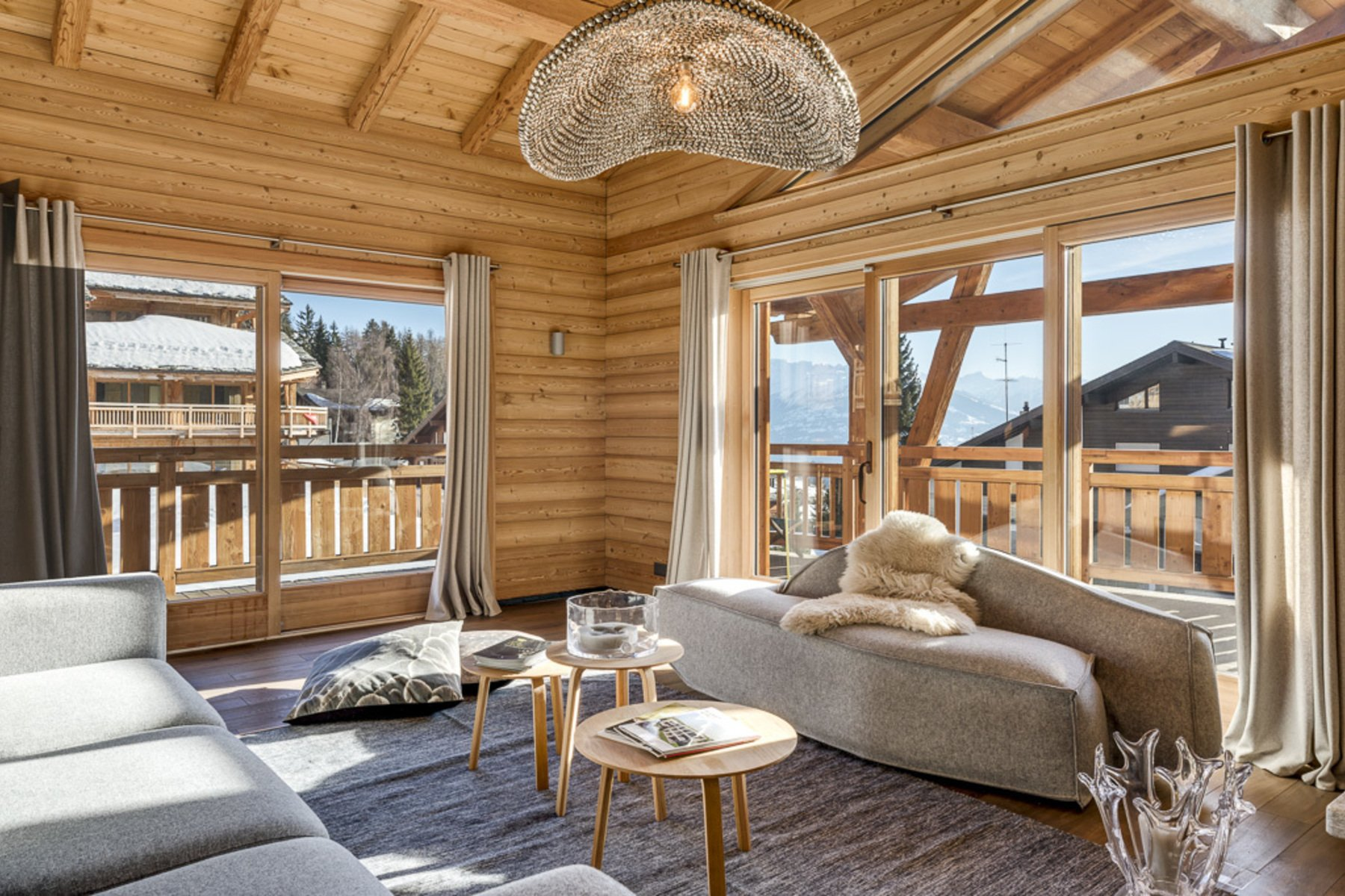 Apartment in Crans-Montana, Valais, Switzerland 1