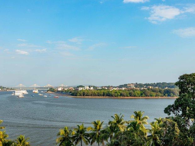 House in Pilerne, Goa, India 1