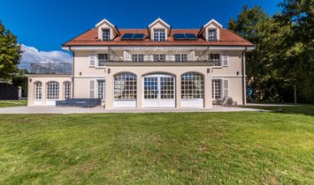 House in Begnins, Vaud, Switzerland 1