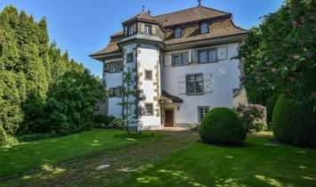 House in Épendes, Fribourg, Switzerland 1