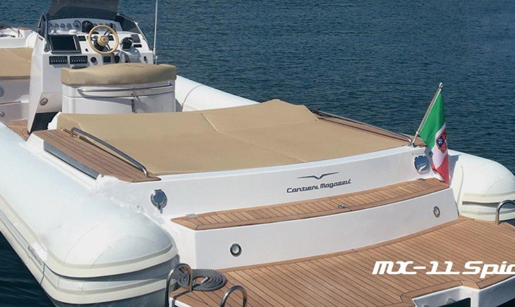 MAGAZZU MX-11 SPIDER