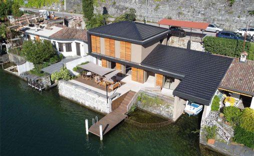 Villa in Morcote, Ticino, Switzerland