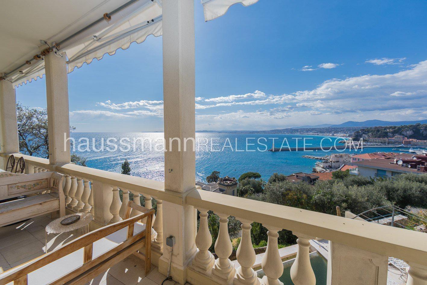 Villa in Nice, Provence-Alpes-Côte d'Azur, France 1 - 10883955