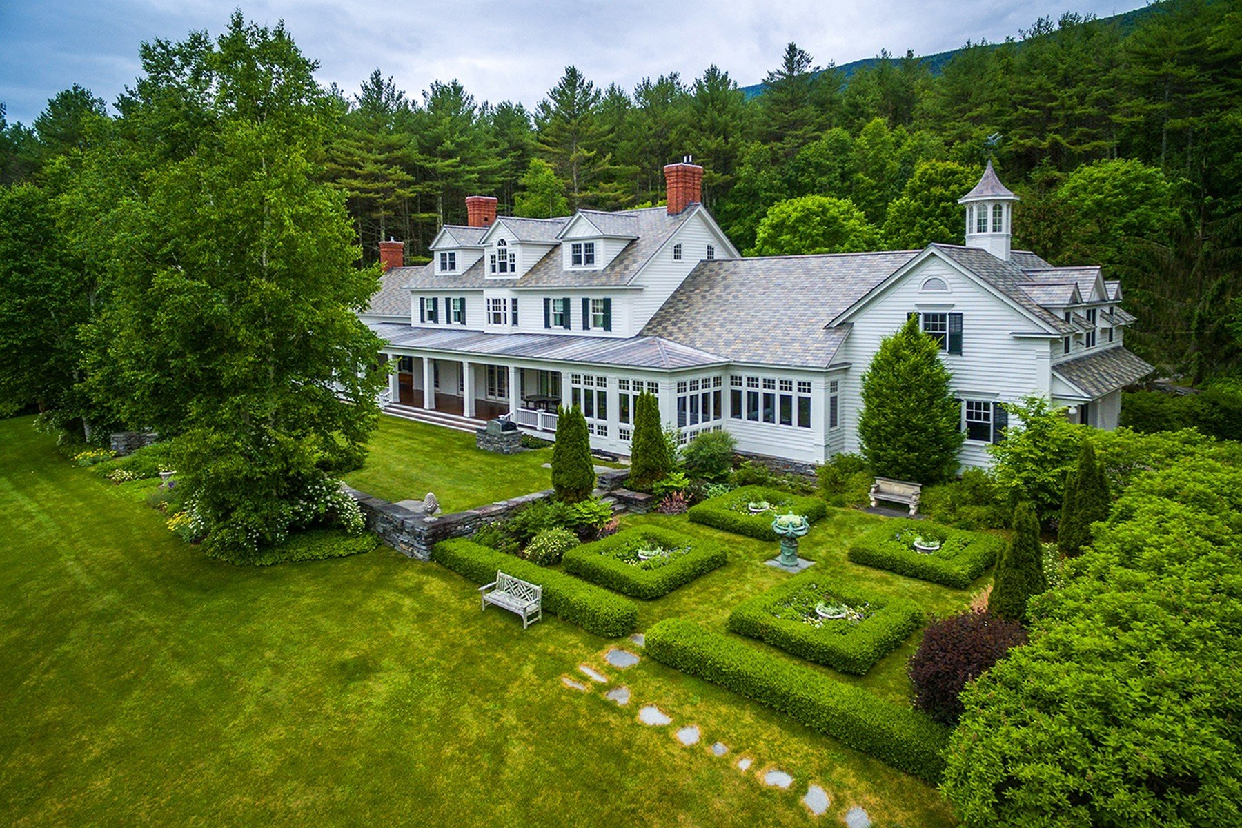 House in Manchester, Vermont, United States 1