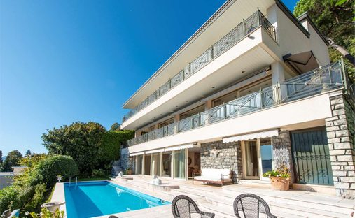 Villa in Lugano, Ticino, Switzerland