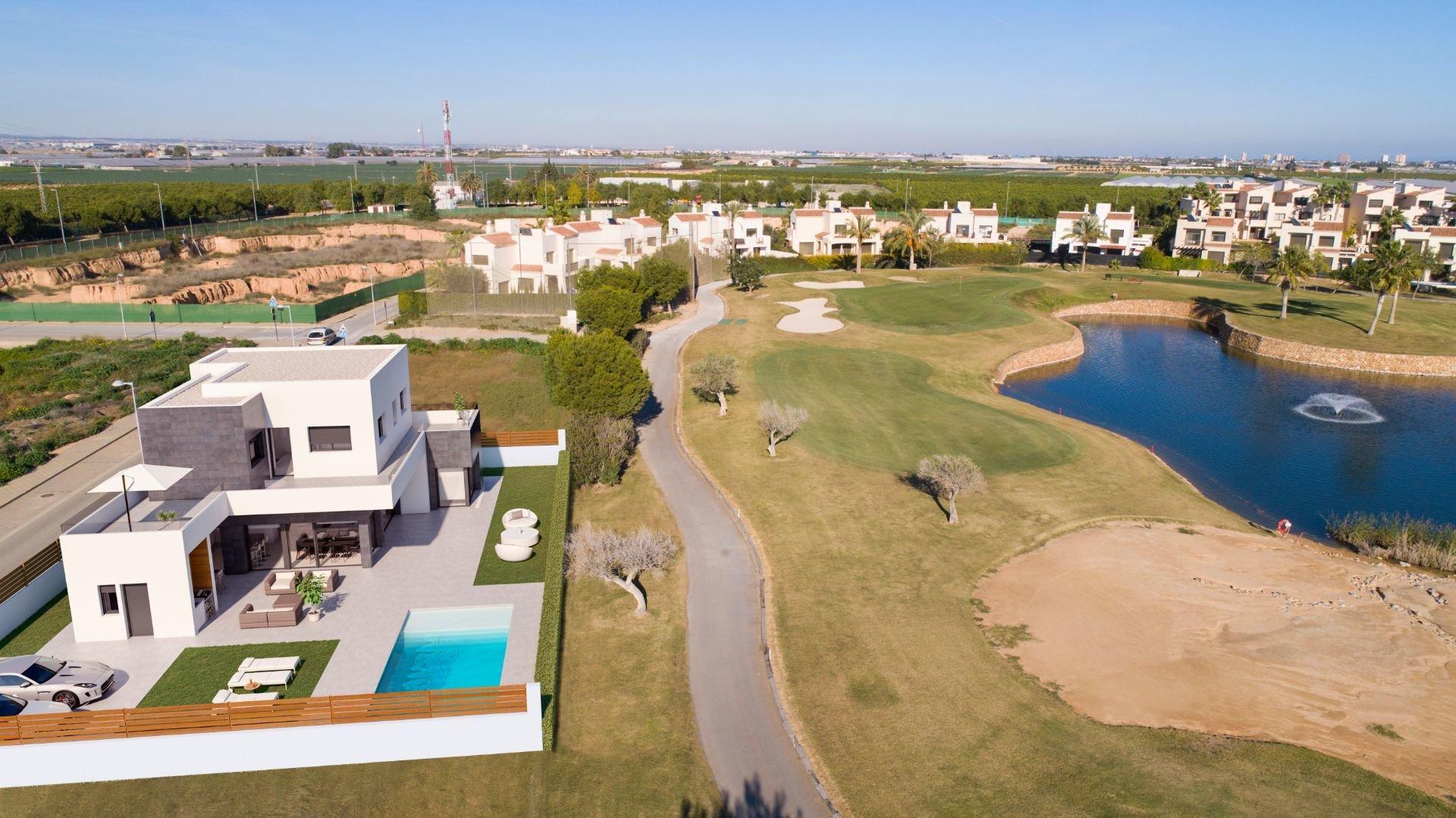 Villa in Los Alcázares, Region of Murcia, Spain 1