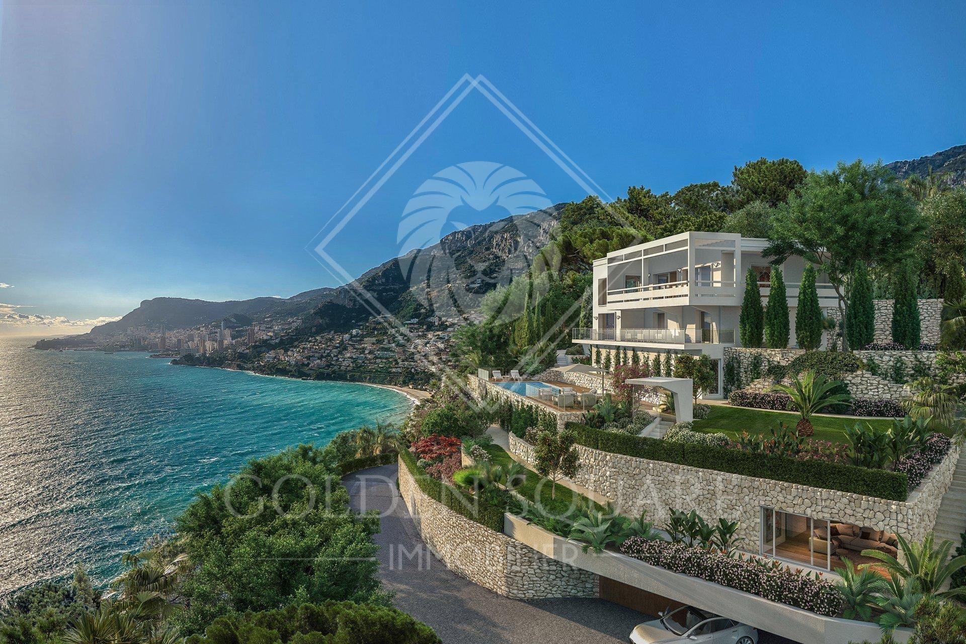Villa in Roquebrune-Cap-Martin, Provence-Alpes-Côte d'Azur, France 1 - 10905047
