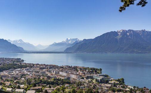 Condo in Chardonne, Vaud, Switzerland