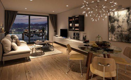 Apartment in Davesco-Soragno, Ticino, Switzerland