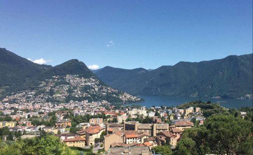 Apartment in Lugano, Ticino, Switzerland