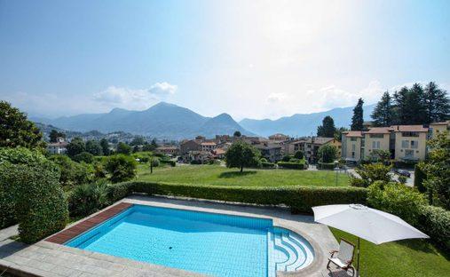 Villa in Davesco-Soragno, Ticino, Switzerland