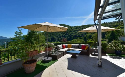 Villa in Curio, Ticino, Switzerland