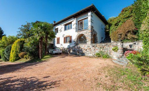 Villa in Pura, Ticino, Switzerland