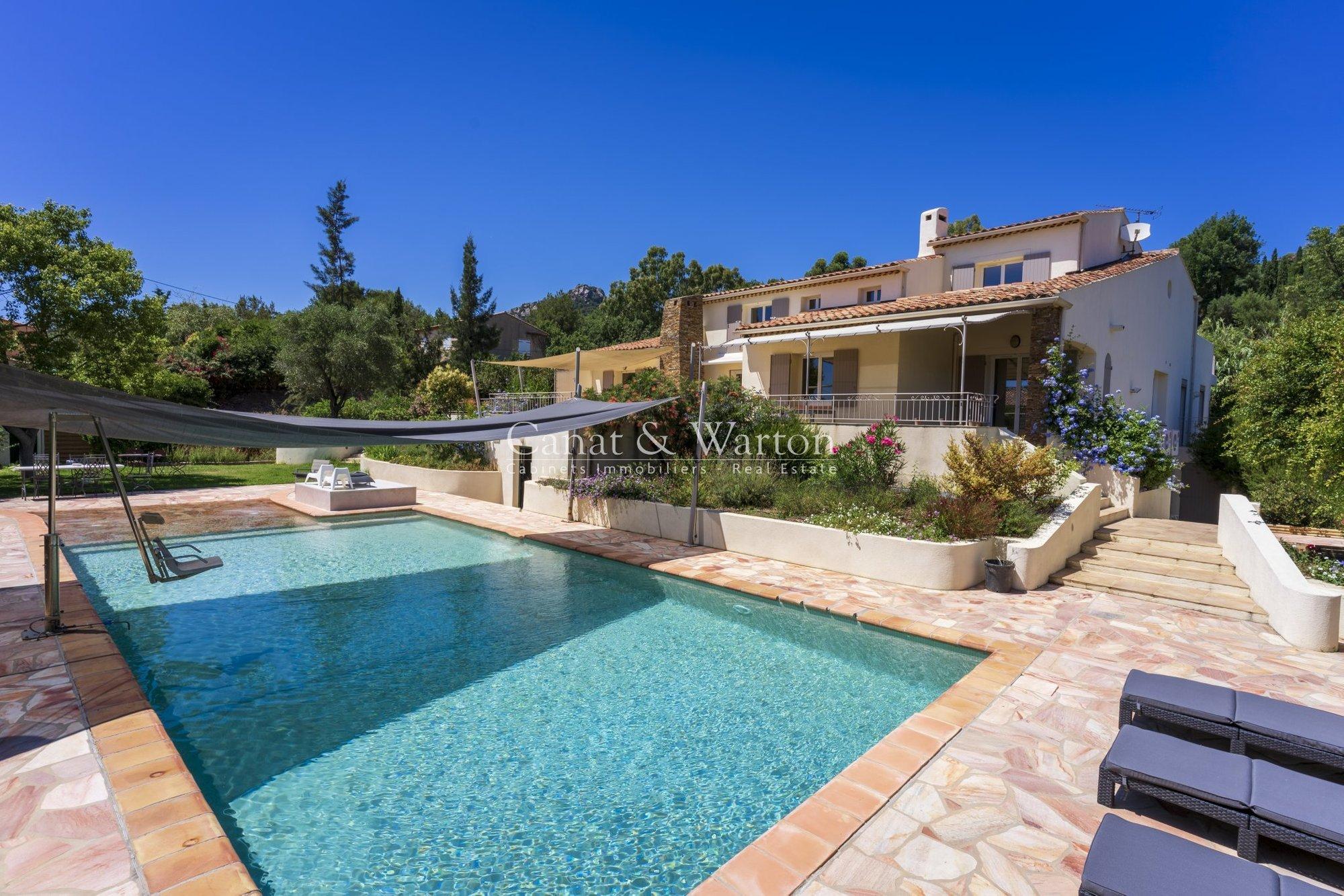 Castle in Hyères, Provence-Alpes-Côte d'Azur, France 1