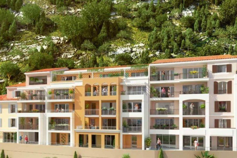 Apartment in La Turbie, Provence-Alpes-Côte d'Azur, France 1
