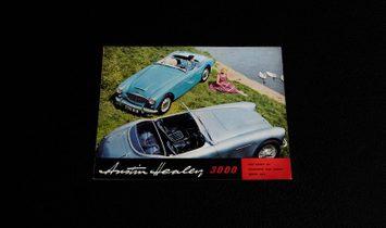 1959 Austin-Healey 3000 Mark I BN7