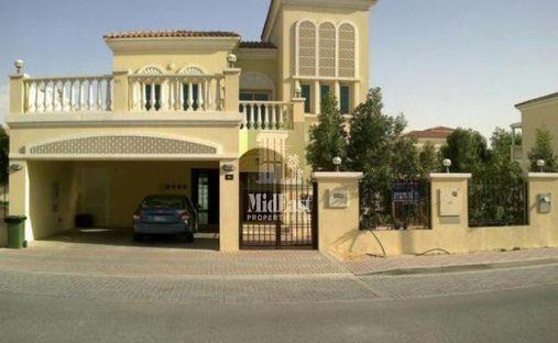 Villa in Jumeirah Village, Dubai, United Arab Emirates
