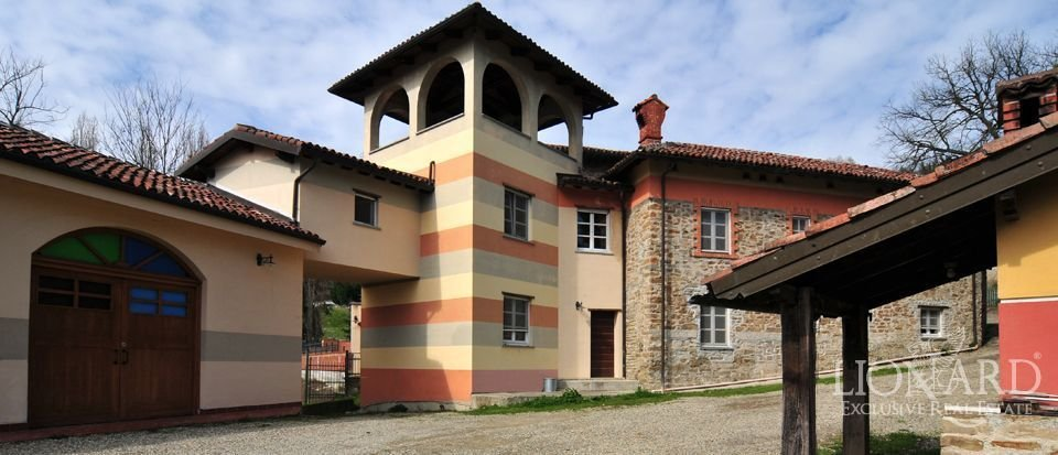House in Piedmont, Italy 1