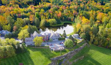 House in Stowe, Vermont, United States 1
