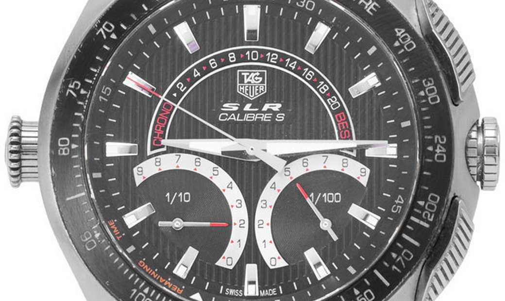 TAG Heuer Specialists CAG7010.BA0254, Baton, 2013, Good, Case material Steel, Bracelet