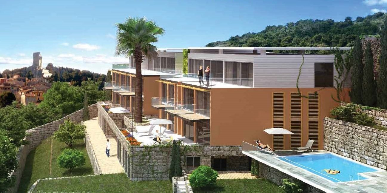 Apartment in La Turbie, Provence-Alpes-Côte d'Azur, France 1