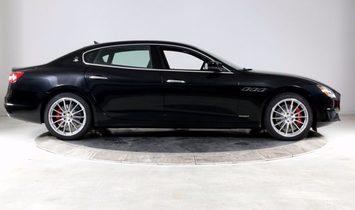 Maserati Quattroporte S Q4 GranSport