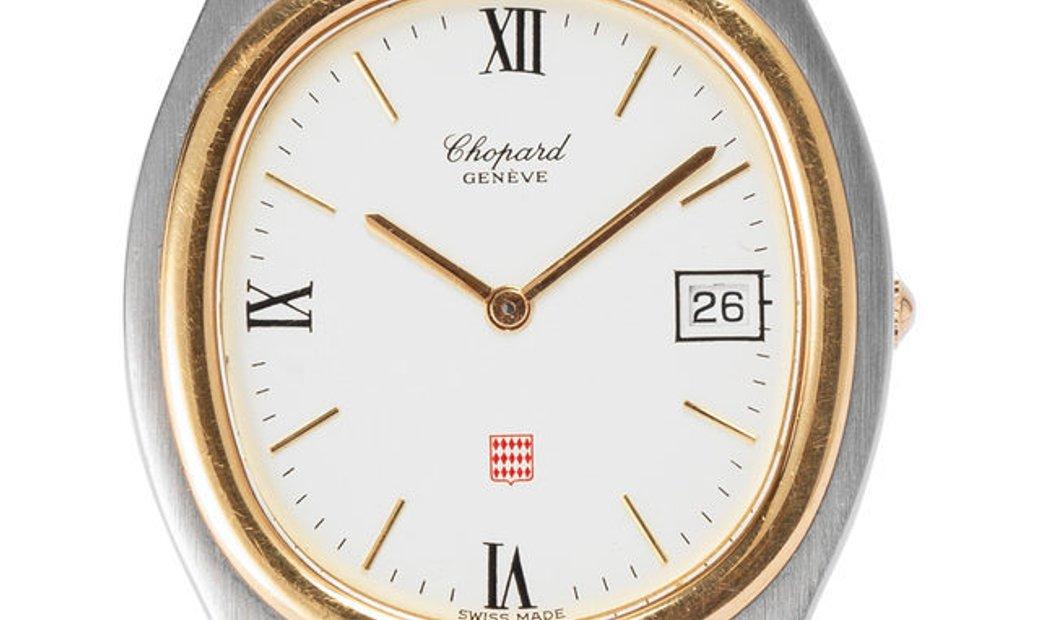 Chopard Monte Carlo 8035, Baton, 1985, Very Good, Case material Steel, Bracelet materia