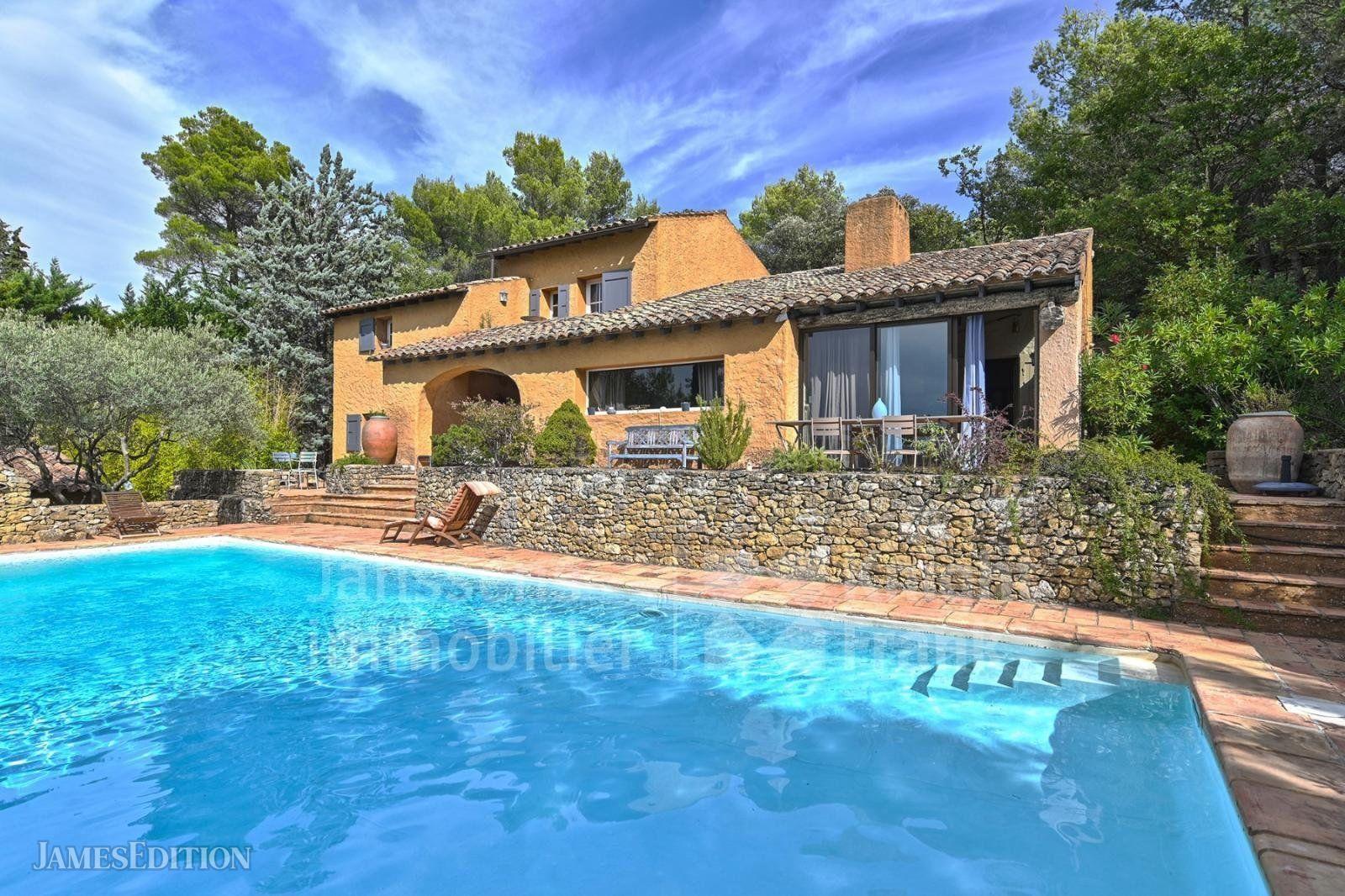 Villa in Ansouis, Provence-Alpes-Côte d'Azur, France 1