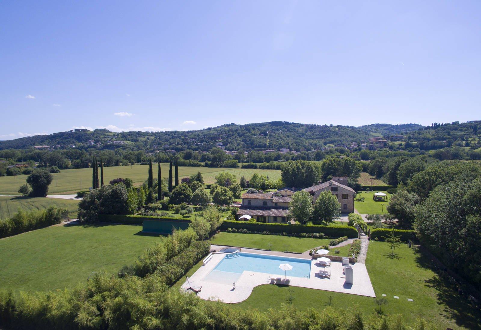 Villa in Umbria, Italy 1
