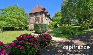 Casa en Crèvecœur-en-Auge, Normandía, Francia 1