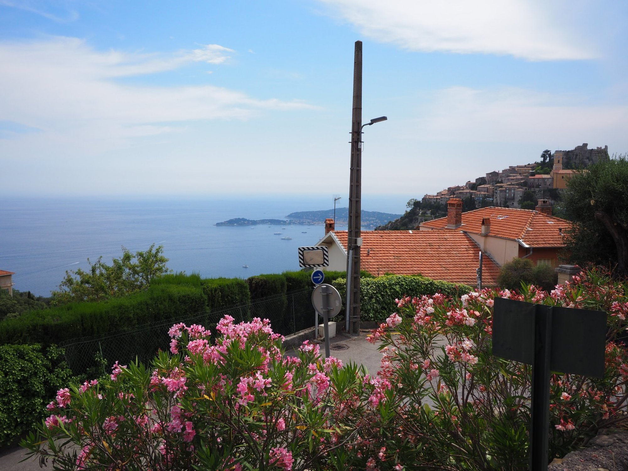 Land in Èze, Provence-Alpes-Côte d'Azur, France 1