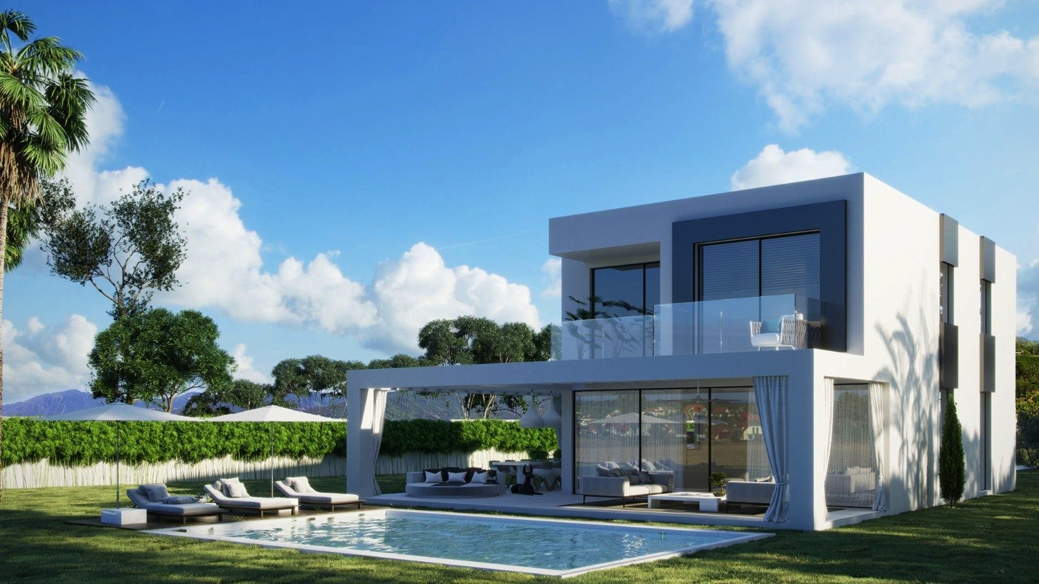 Chalet in Mijas, Andalusia, Spain 1 - 10956316