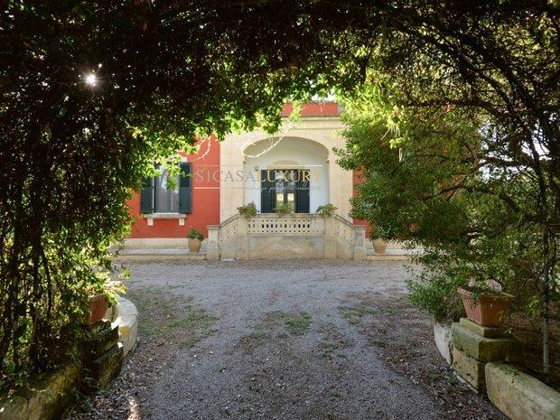 Villa in Lecce, Apulia, Italy 1