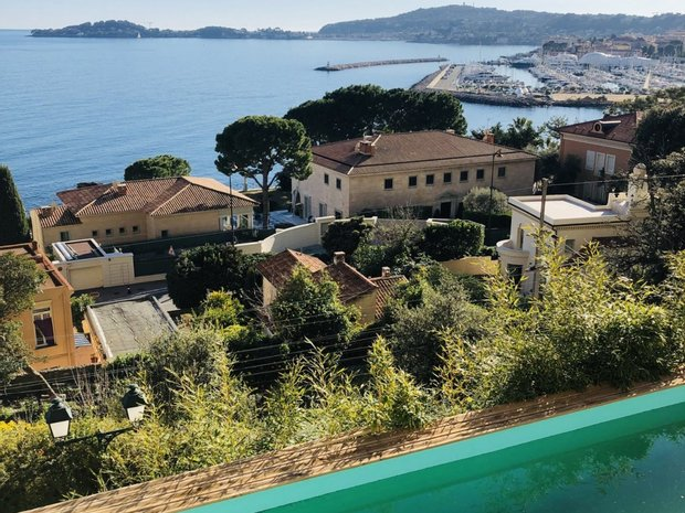 Villa in Beaulieu-sur-Mer, Provence-Alpes-Côte d'Azur, France 1