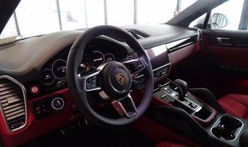 Porsche Cayenne S Coupe AWD