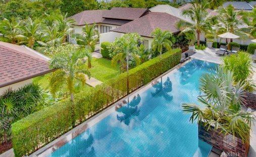 Villa in Phuket, Phuket, Thailand