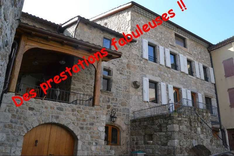 House in Burzet, Auvergne-Rhône-Alpes, France 1