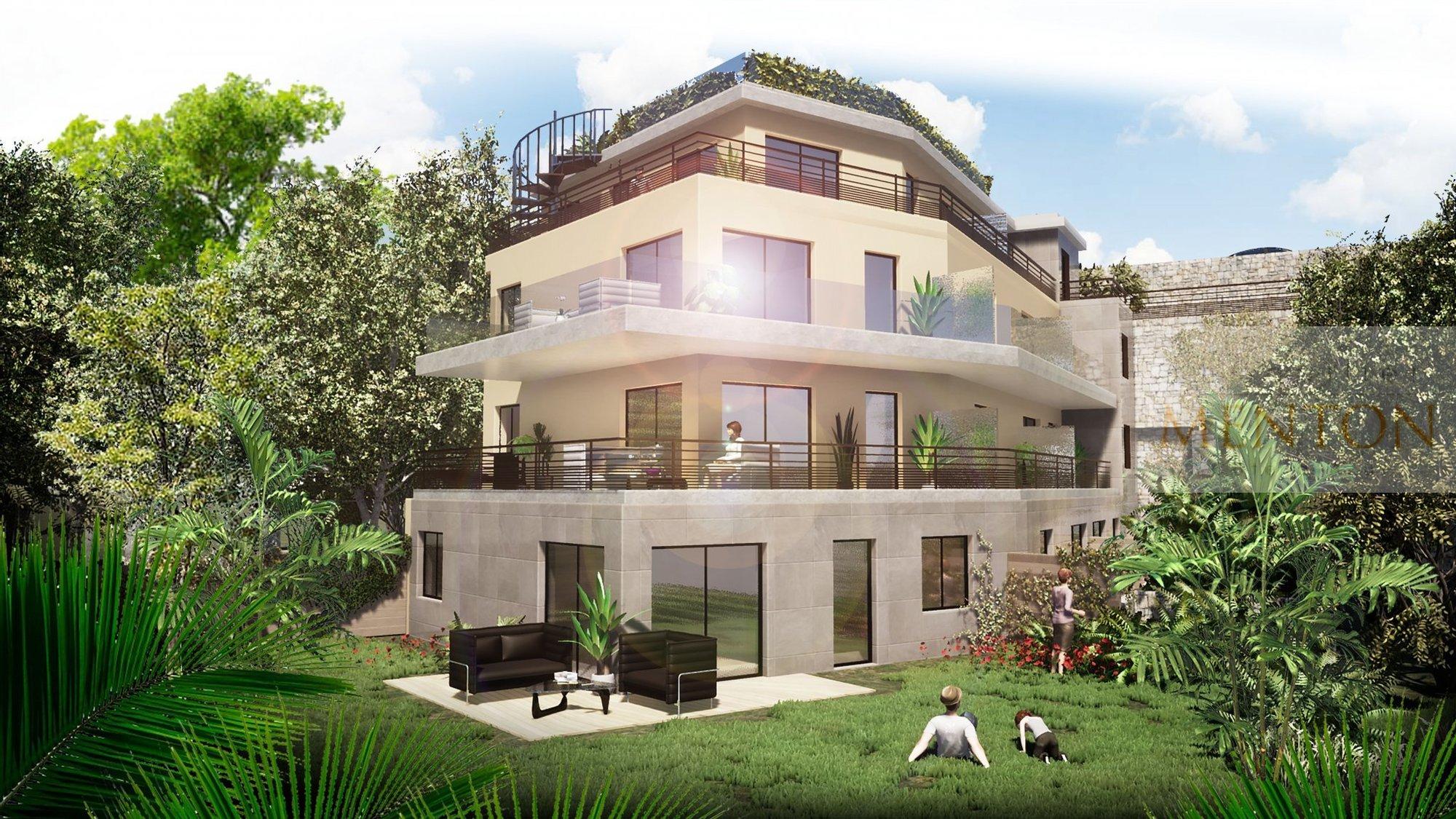 Apartment in Èze, Provence-Alpes-Côte d'Azur, France 1