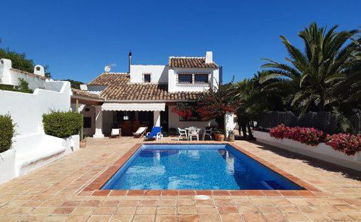 Villa in Moraira, Comunidad Valenciana, Spain