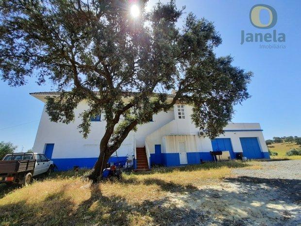 Farm Ranch in Almodôvar, Beja District, Portugal 1