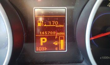 2009 Mitsubishi Outlander SE Sport Utility 4D
