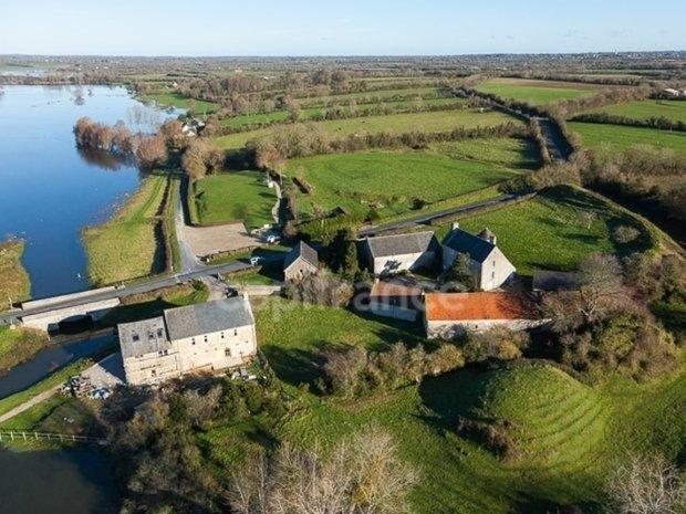 House in Sainte-Mère-Église, Normandy, France 1
