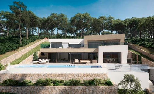 Villa in Xàbia, Valencian Community, Spain