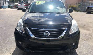2014 Nissan Versa SL Sedan 4D