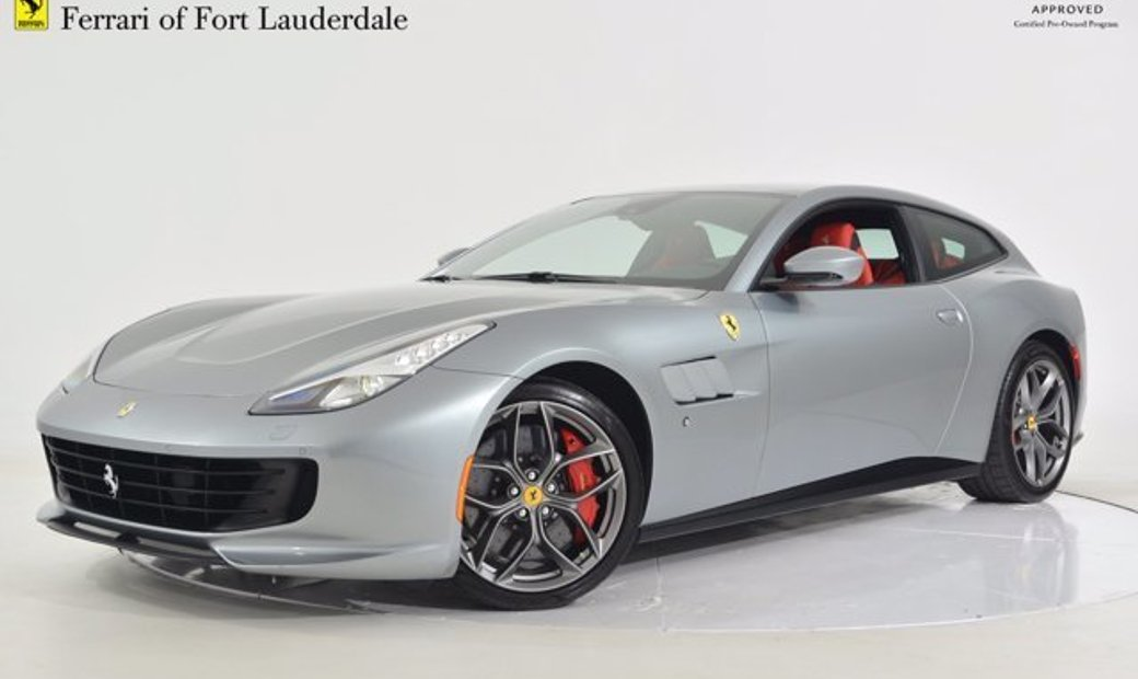 2020 Ferrari Gtc4 Lusso In Plainview Ny United States For Sale 10953912