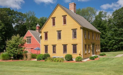House in Pomfret, Connecticut, United States