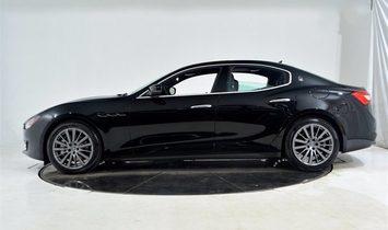 Maserati Ghibli