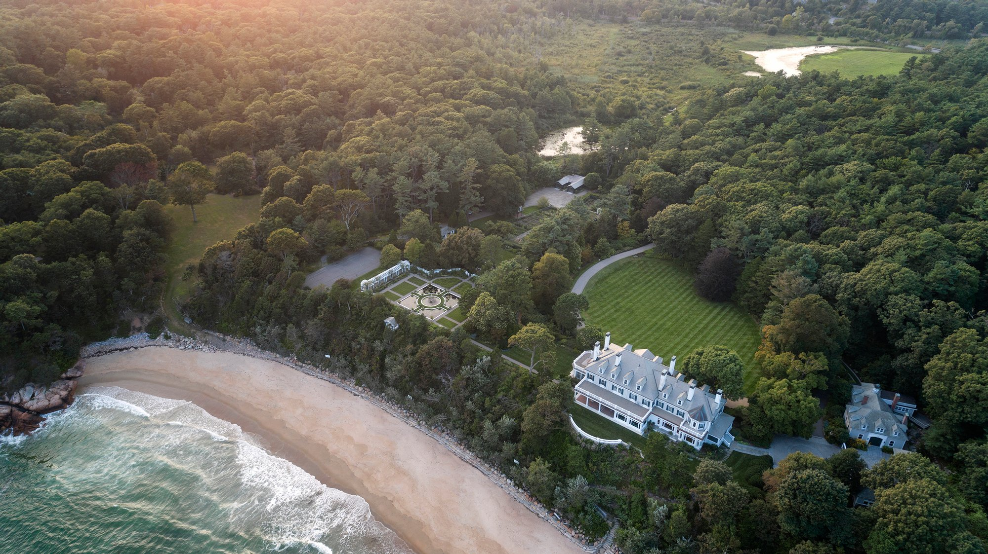 House in Manchester-by-the-Sea, Massachusetts, United States 1