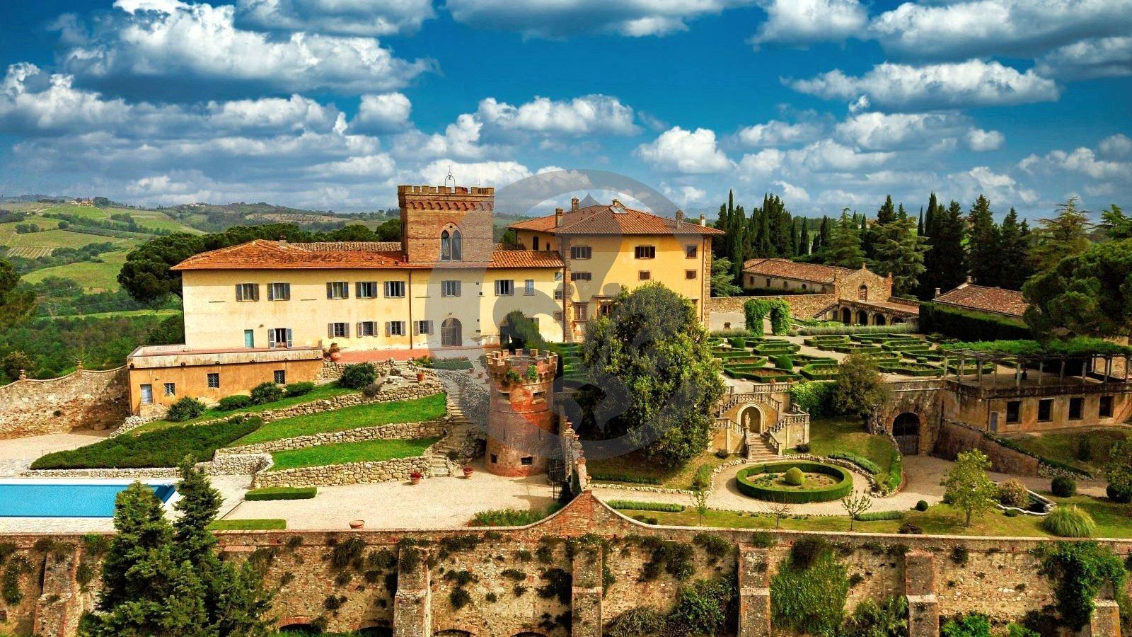 Villa in Tuscany, Italy 1 - 11016354
