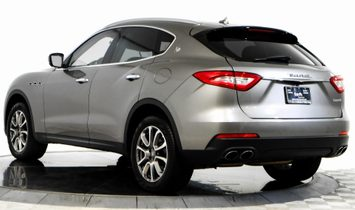 2017 Maserati Levante Premium Package - $87,965 MSRP NEW